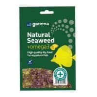 Gamma Dry Green Enriched Seaweed 150g (enriched with spirulina & omega3)