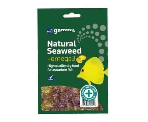 Gamma Dry Green Enriched Seaweed 150G (Enriched With Spirulina &Amp; Omega3)