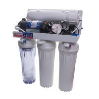 RO-100MP Pumped 4-Stage Reverse Osmosis 100